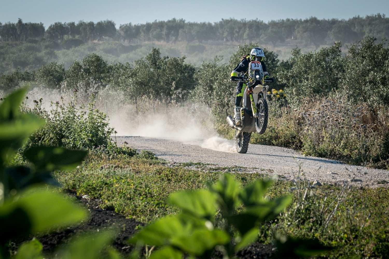 Carles Falcon TwinTrail Racing Team Etapa3 Andalucia Rally